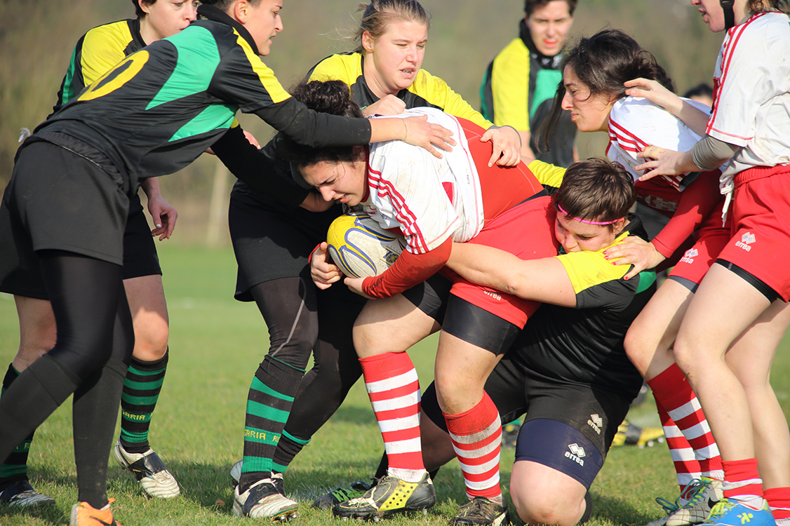 Rugby femminile116