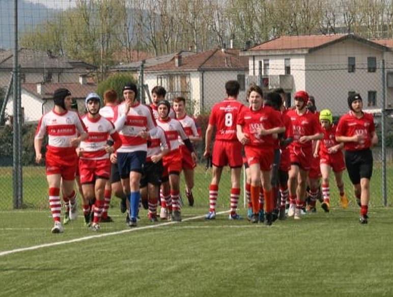 L'Under16 torna al Rugby