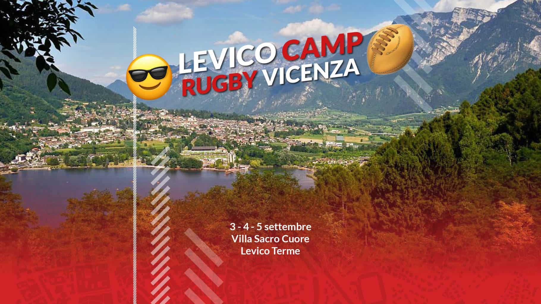 Levico Camp Rugby Vicenza 2021